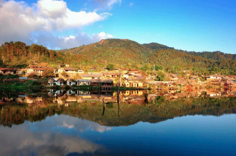 12 ที่เที่ยวสุดสวยเมืองแม่ฮ่องสอน