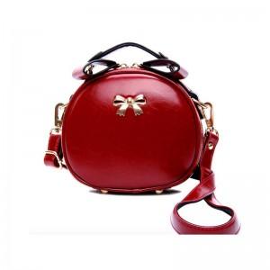 2016-Fashion-Candy-Color-Lovely-Bow-Circular-Shoulder-font-b-Bag-b-font-Vintage-Handbag-Elegance
