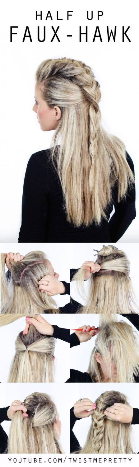 The-Best-20-Useful-Hair-Tutorials-On-Pinterest-25