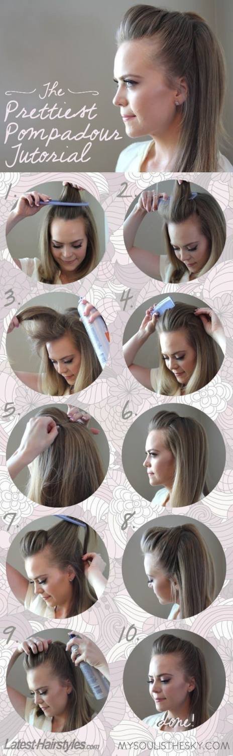 The-Best-20-Useful-Hair-Tutorials-On-Pinterest-8