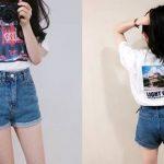 Big T-shirts Style