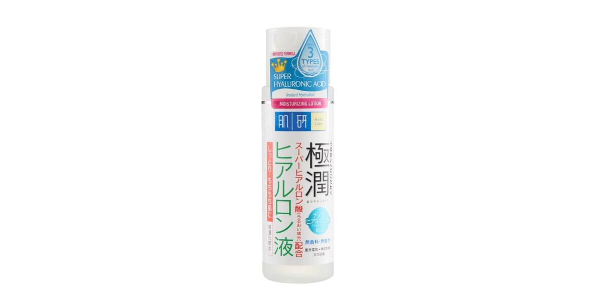 Hada labo Super Hyaluronic Acid Moisturizing Lotion